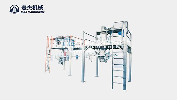 麦杰机械带你了解吨袋包装机的系统结构