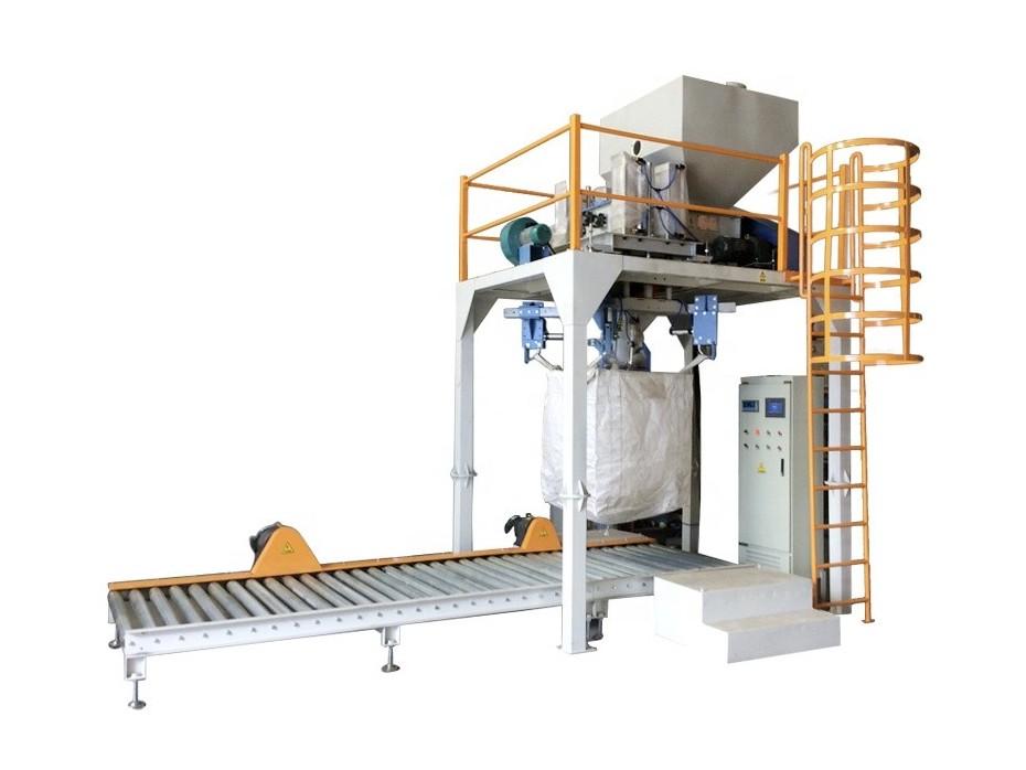 吨袋包装机的操作步骤-无锡麦杰机械带你体验